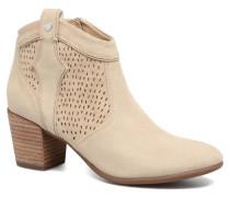 D LUCINDA C Stiefeletten & Boots in beige