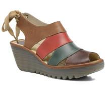 Yown Sandalen in mehrfarbig