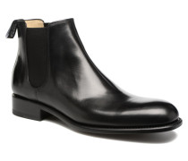 Ron Jodphur Piping Stiefeletten & Boots in schwarz