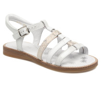 Kappy Sandalen in weiß