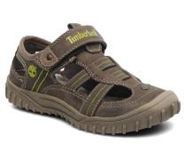 EK Castleton Fisherman Sneaker in braun
