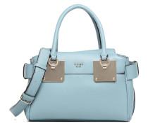 Luma Small Girlfriend Satchel Handtasche in blau
