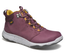 Arrowood Lux Mid WP Sneaker in lila