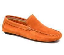 Sutton Slipper in orange