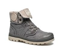 Baggy kid Stiefeletten & Boots in grau