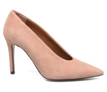 Curve Pumps in rosa
