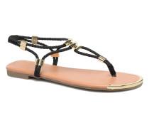Fern Sandalen in schwarz