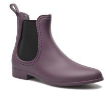Beatle Stiefeletten & Boots in lila