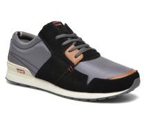 Ny Runner Sneaker in schwarz
