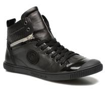 Banjou Sneaker in schwarz