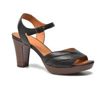 Jantra Sandalen in schwarz