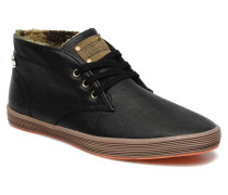 ROD Fourré Sneaker in schwarz
