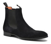 Simon 13414 Stiefeletten & Boots in blau
