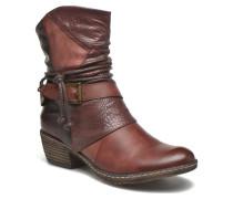 Annie K1480 Stiefeletten & Boots in weinrot