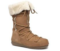 Vagabond High Stiefeletten & Boots in braun