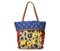 AFRICA PROJECT Fold shopper LeoparinTiger Handtaschen für Taschen in mehrfarbig