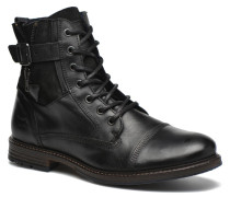 Muschwa Stiefeletten & Boots in schwarz