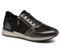 Pomia R7008 Sneaker in schwarz