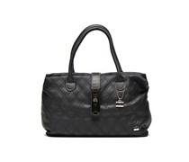 Matelassé 2 Shopping X Handtaschen für Taschen in schwarz