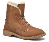 W Quincy Stiefeletten & Boots in braun