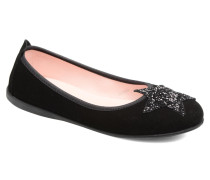 41630 Ballerinas in schwarz