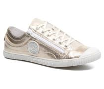 BiskinM Sneaker in goldinbronze