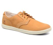 Fulk oxford Sneaker in beige