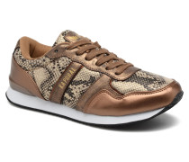 Jemma Sneaker in goldinbronze