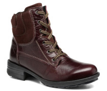 Sandra 64 Stiefeletten & Boots in weinrot