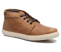 Chukka Piel Sneaker in braun