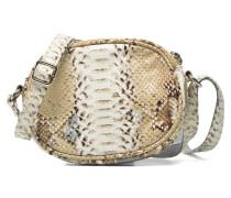 Micro Sac Serpent Handtaschen für Taschen in beige