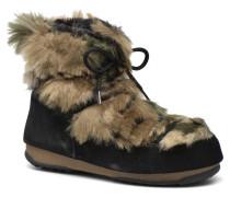 We Low Fur Stiefeletten & Boots in schwarz