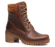 Phoebe B10 Stiefeletten & Boots in braun