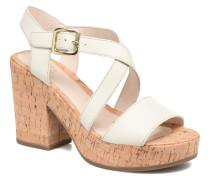 Carol 4 Sandalen in weiß