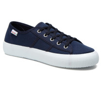 Blucher Lona Gruesa Sneaker in blau