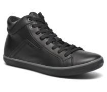 U BOX D U64R3D Sneaker in schwarz