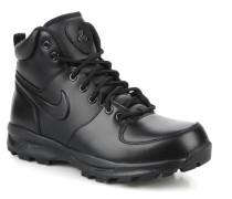 Manoa leather Stiefeletten & Boots in schwarz