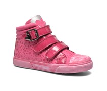 City Sneaker in rosa
