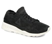Lcs R Flow Nubuck Sneaker in schwarz