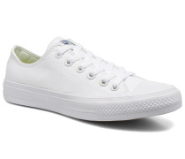 Chuck Taylor All Star II Ox M Sneaker in weiß