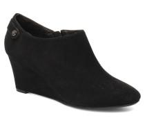 Uzel Stiefeletten & Boots in schwarz