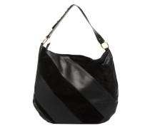 Marloes Handtasche in schwarz