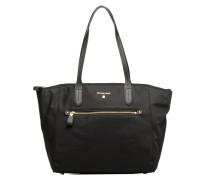 LG TZ TOTE NYLON KELSEY Handtasche in schwarz