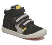 Zigouille Sneaker in schwarz
