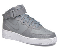 Air Force 1 Mid '07 Lv8 Sneaker in grau