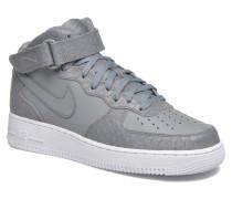 Air Force 1 Mid '07 Lv8 Sneaker in grau