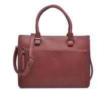 MS 913inIMP Porté main Handtaschen für Taschen in weinrot