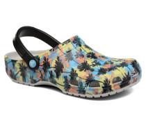 Classic Tropics Clog Sandalen in mehrfarbig