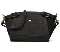 Eclipse Pochette cuir nubucké Handtaschen für Taschen in schwarz