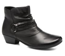 Dona D7365 Stiefeletten & Boots in schwarz